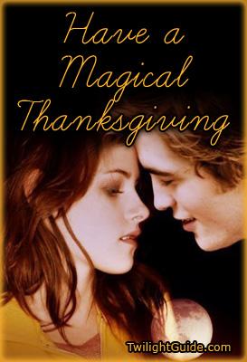 Twilight Thanksgiving